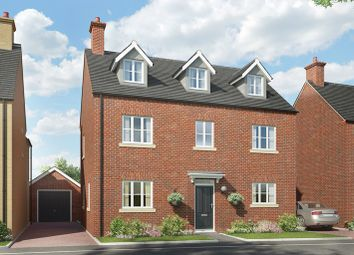 Thumbnail 5 bed detached house for sale in Ludlow Road, Bicester