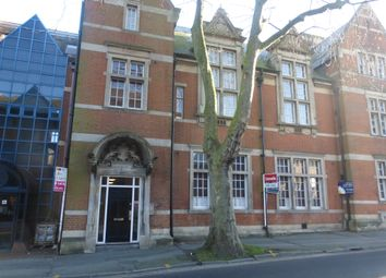 Thumbnail 1 bed flat for sale in Clarence Street, Swindon
