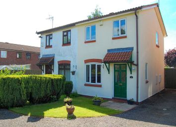 Thumbnail 2 bed semi-detached house for sale in Cunningham Road, Perton, Wolverhampton