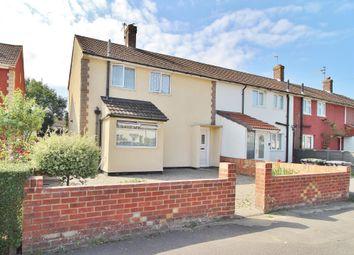 Thumbnail 2 bed end terrace house for sale in Priorsdean Crescent, Havant