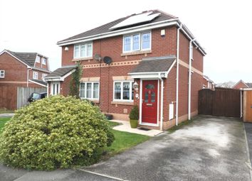 Thumbnail 2 bed semi-detached house for sale in Hobart Drive, Kirkby, Liverpool