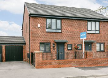 Thumbnail 2 bed semi-detached house for sale in Langsett Road, Barnsley, South Yorkshire