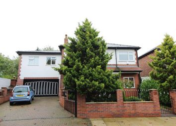Thumbnail 5 bedroom detached house for sale in Holly Road, Swinton, Manchester