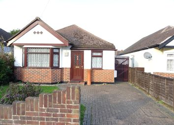 Thumbnail 3 bed detached bungalow for sale in Selsdon Road, New Haw