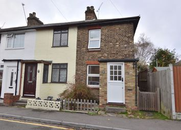Thumbnail 2 bed end terrace house for sale in St. Peters Road, Brentwood