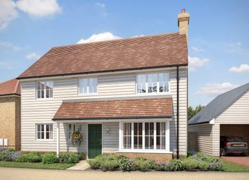 "4 bed property for sale in ""The Stanford"" at Avocet Way, Ashford TN25"