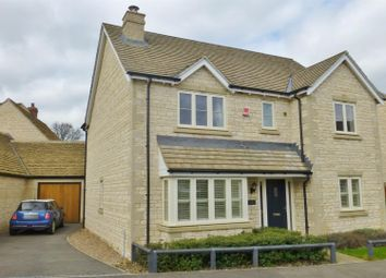 Thumbnail 4 bed property for sale in Jubilee Gardens, Cottesmore, Oakham