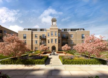 Thumbnail 4 bed flat for sale in Wimbledon Hill Park, London