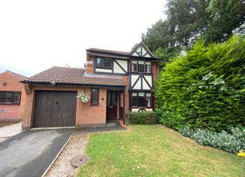 3 bed detached house to rent in Summerwood Court, Littleover, Derby DE23