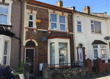 Thumbnail 2 bed terraced house for sale in Napier Road, Eastville, Bristol