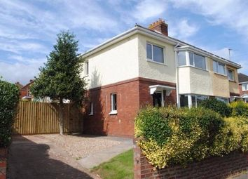 Thumbnail 3 bed semi-detached house to rent in Bettysmead, Exeter