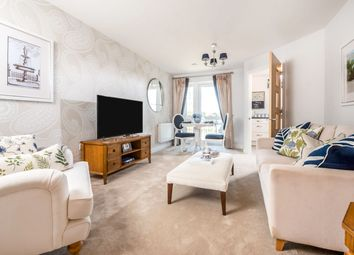 Thumbnail 2 bedroom flat for sale in Cranberry Court, Kempley Close, Peterborough