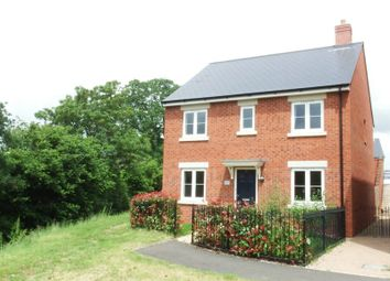 Thumbnail 4 bed detached house for sale in Carnac Drive, Dawlish