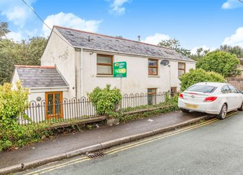 Thumbnail 3 bedroom detached house for sale in Station Road, Tonyrefail, Porth