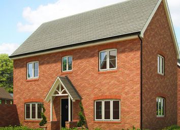 Thumbnail 3 bed detached house for sale in Haygate Road, Wellington, Telford