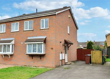 2 bed semi-detached house for sale in Bannister Drive, Hull, East Yorkshire HU9