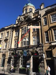 1 bed flat to rent in Corn Street, Bristol BS1