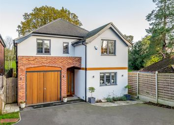 Thumbnail 4 bed detached house for sale in Collaroy Road, Cold Ash, Thatcham, Berkshire