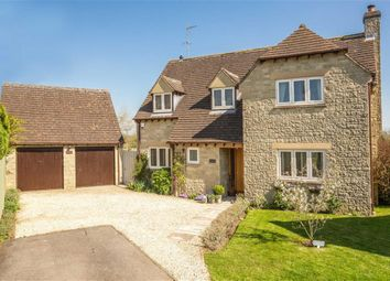 Thumbnail 4 bed terraced house for sale in Pino House, The Street, Lea, Malmesbury, Wiltshire