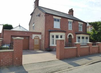 Thumbnail 5 bedroom detached house for sale in High Road, Tholomas Drove, Wisbech St. Mary, Wisbech