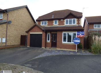 Thumbnail 4 bed detached house for sale in Denton Drive, Marston Moretaine
