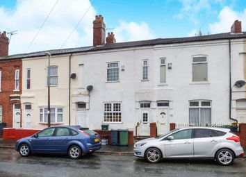 Thumbnail 4 bedroom terraced house for sale in Jesson Street, West Bromwich