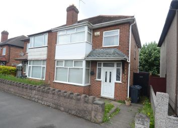 Thumbnail 3 bed semi-detached house for sale in Bordesley Green East, Stechford, Birmingham