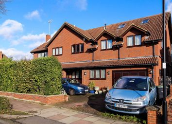 Thumbnail 5 bed detached house for sale in Brackendale, London