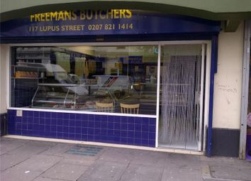 Thumbnail Retail premises to let in 117, Lupus Street, Pimlico, London, UK