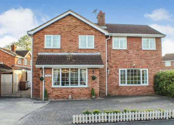Thumbnail 4 bed detached house for sale in St Martins Close, Fangfoss, York