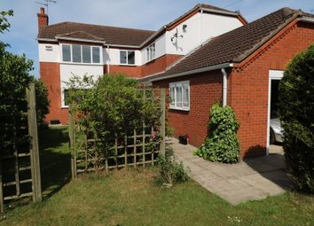 Thumbnail 4 bed detached house for sale in Torne Road, Sandtoft Road, Belton, Doncaster