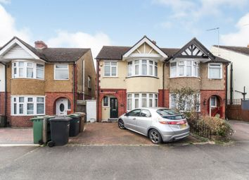Thumbnail 3 bed semi-detached house for sale in Grosvenor Road, Luton