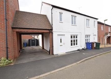 Thumbnail 2 bed end terrace house for sale in Ribston Close, Banbury