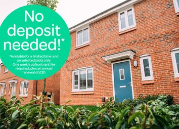 3 bed semi-detached house to rent in Entwistle Green, Wigan WN6