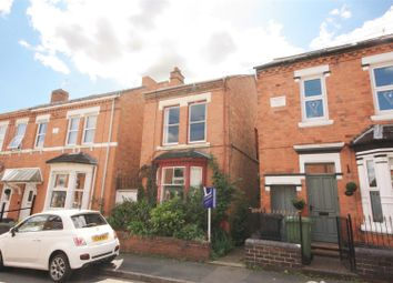 Thumbnail 3 bedroom detached house for sale in St. Dunstans Crescent, Worcester