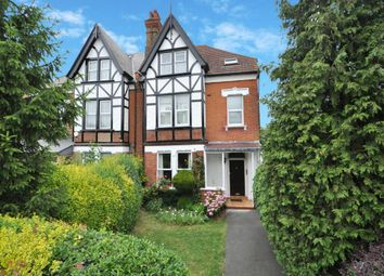 Thumbnail 1 bed flat for sale in Lennard Road, Beckenham