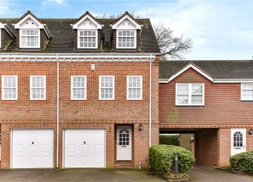 Thumbnail 3 bed end terrace house for sale in Calcott Park, Yateley