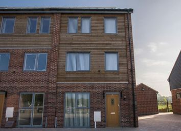 Thumbnail 4 bed terraced house to rent in Sangha Close, Leicester