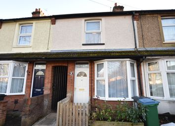 Thumbnail 3 bed terraced house for sale in Ashby Road, Watford