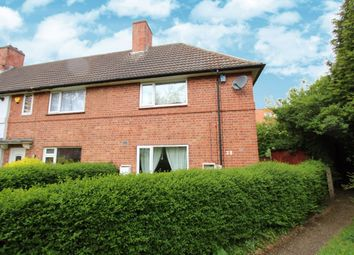 Thumbnail 2 bed terraced house for sale in Austrey Avenue, Lenton Abbey, Nottingham