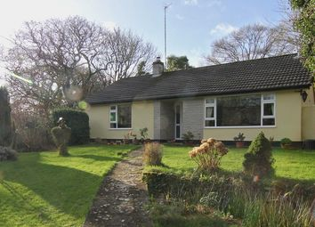Thumbnail 4 bed bungalow for sale in Rosevear Hill, Helston, Cornwall