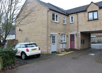 Thumbnail 2 bed end terrace house to rent in Mulberry Close, Belmont, Hereford