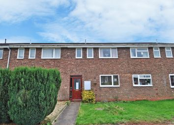 Thumbnail 3 bed terraced house to rent in Buckfast Close, Bromsgrove