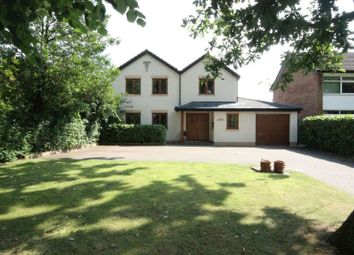 Thumbnail 4 bed detached house for sale in Brooklands Road, Brooklands, Sale, Manchester