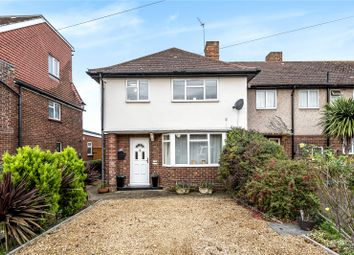 Thumbnail 3 bedroom end terrace house for sale in Bramble Close, Hillingdon, Middlesex