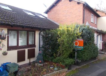 Thumbnail 1 bed terraced house for sale in Oaklands, Gains Park, Shrewsbury
