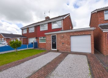 Thumbnail 3 bed semi-detached house for sale in Lowerfield Road, Westminster Park, Chester