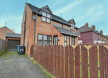 Thumbnail 2 bedroom semi-detached house for sale in Newbald Grove, Hull
