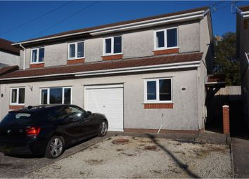 Thumbnail 3 bed semi-detached house for sale in Priors Way, Dunvant