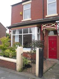 Thumbnail 3 bed terraced house to rent in 84 Weldbank Lane, Chorley